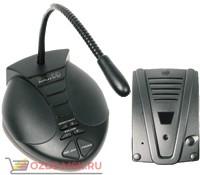DD-205 Digital Duplex Переговорное устройство клиент-кассир, АРУ, цифр.детектор, 12В. БУ
