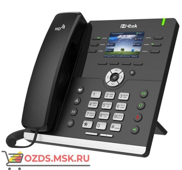 Htek UC923 RU Классический гигабитный цветной. Цветной SIP-телефон Htek UC923 RU: IP-телефон