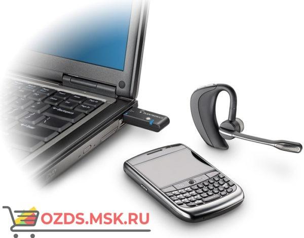 Plantronics PL-WG200B Blutooth гарнитура для компьютера и мобильного телефона Voyager Pro USB