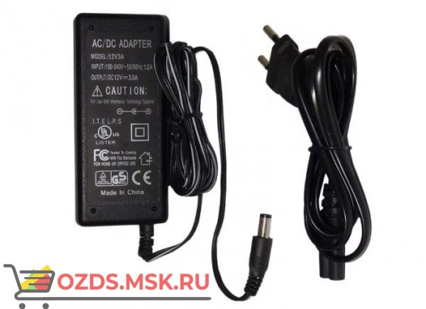 IPS-2700 (DC12V-30), 230V12V 3A: Источник питания для LED