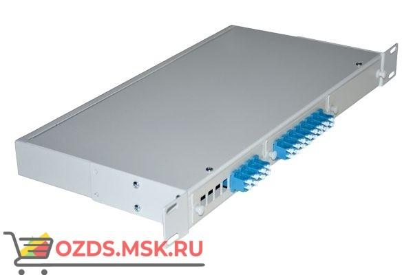NTSS-RFOB-1U-12-2LCU-9-S: Кросс 19, предсобранный