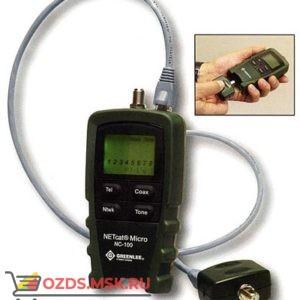Greenlee NETcat Micro NC-100 —: Кабельный тестер