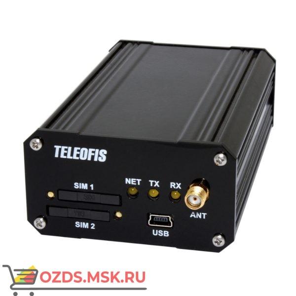 Teleofis WRX768-R4U GPRS Терминал