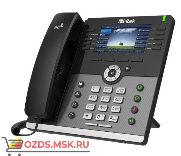 Htek UC926 RU Гигабитный цветной IP-телефон | Купить гигабитный SIP-телефон Htek UC926 в Санкт-Петербурге. IP-телефон Htek UC926 - цена, описание и характеристики.