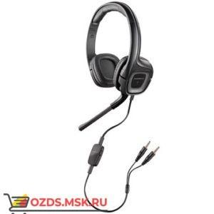 Plantronics PL-A355 Audio 355: Мультимедийная гарнитура для компьютера