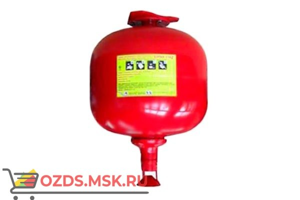 Эпотос МПП-15КД (Буран-15КД): Модуль пожаротушения