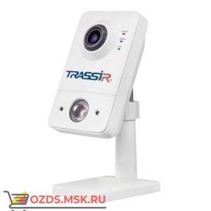 Trassir TR-D7111IR1W(2,8 мм) 1.3Мп: IP-камера