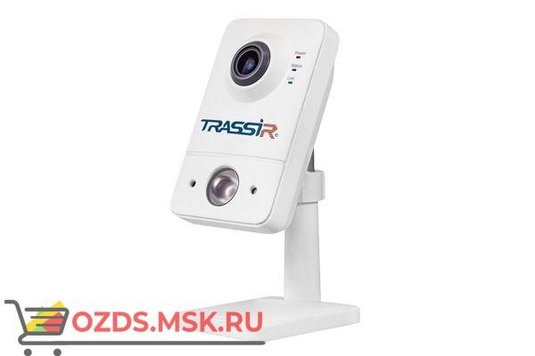 Trassir TR-D7111IR1W (2,8 мм) 1.3Мп: IP-камера