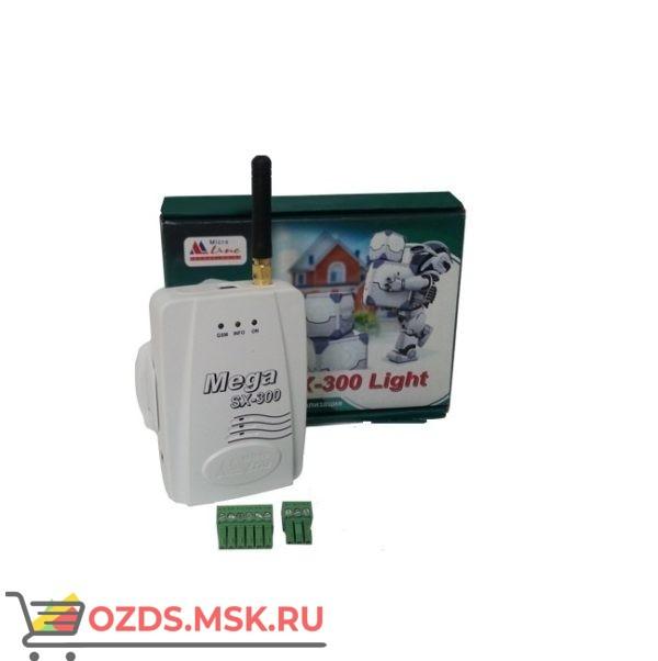 ZONT SX-300-Light Охранный беспроводной GSM-комплекс Mega