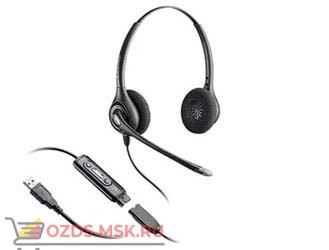 PL-D261N-USB Plantronics SupraPlus BNC Digital USB: Проводная стерео гарнитура
