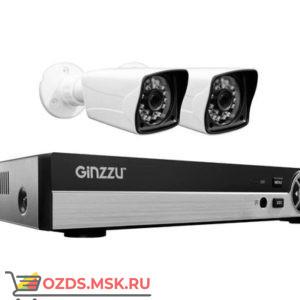 GINZZU HK-425D: Комплект видеонаблюдения