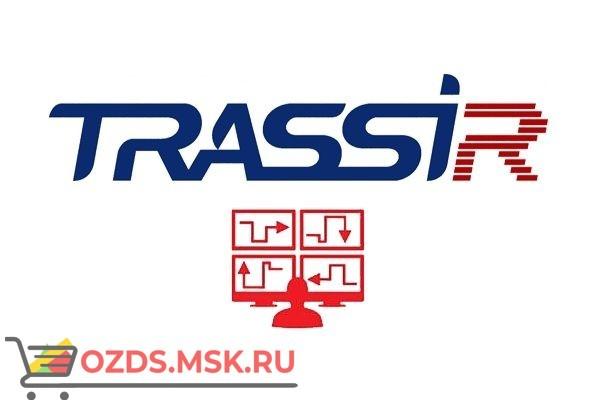 TRASSIR Kinetic Map Программный модуль