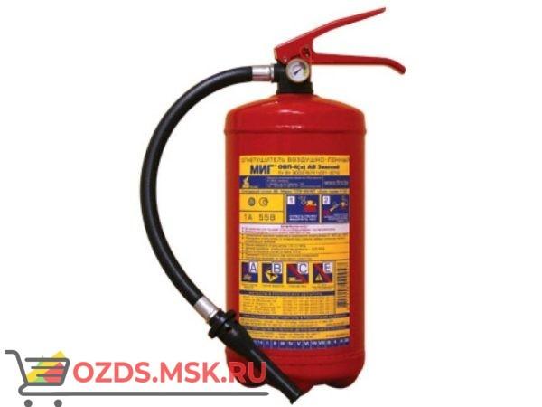 ОВП-4(з) МИГ зимний: Огнетушитель
