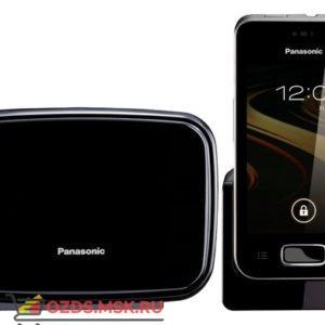 Panasonic KX-PRX120RUW-с автоответчиком, цвет белый: Беспроводной телефон DECT (радиотелефон)