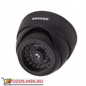 Rexant: Муляж внутренней купольной камеры с вращающимся объективом