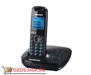 Panasonic KX-TG5521RUB-с автоответчиком, цвет черный: Беспроводной телефон DECT (радиотелефон)