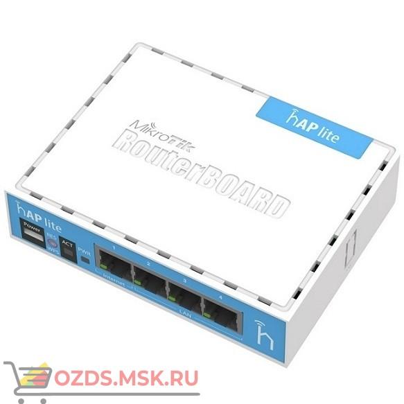 Mikrotik hAP Lite RB941-2nD RouterBoard Wi-Fi-роутер