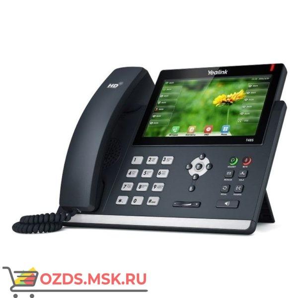 Yealink SIP-T48S купить по низкой цене / SIP-телефон Yealink SIP-T48S-продажа, подключение и настройка: IP-телефон