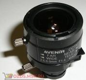 TVIN-0266 Avenir: Объектив для миникамер