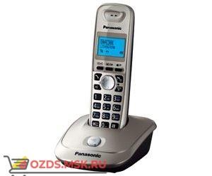 Panasonic KX-TG2511RUN-, цвет Платиновый (N): Беспроводной телефон DECT (радиотелефон)