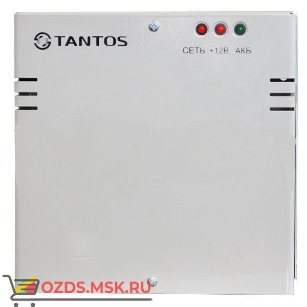 Tantos ББП-20 Pro: Блок бесперебойного питания (металл) с защитой от глубокого разряда