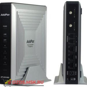 AP-GS1002A AddPac, 2 GSM канала CallBack1002: VoiP-GSM шлюз