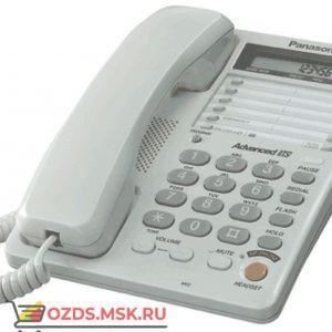 Panasonic KX-TS2365RUW проводной телефон, цвет белый: Проводной телефон