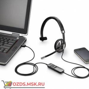 PL-C710M USB Plantronics Blackwire: Проводная Bluetooth гарнитура