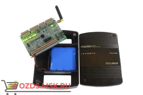 Radsel CCU825-HOMEWB-E011AR-PC Контроллер