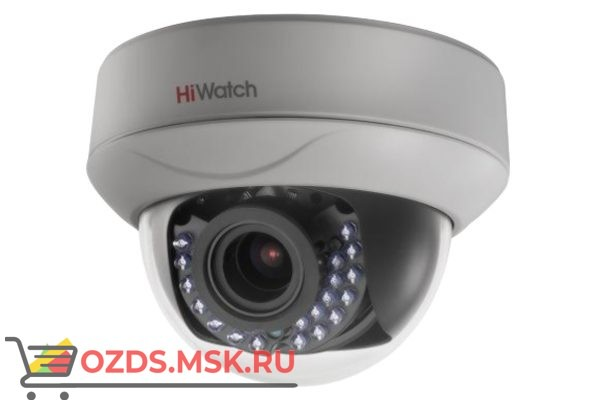 HiWatch DS-T207 (2,8-12 мм) HD-TVI камера