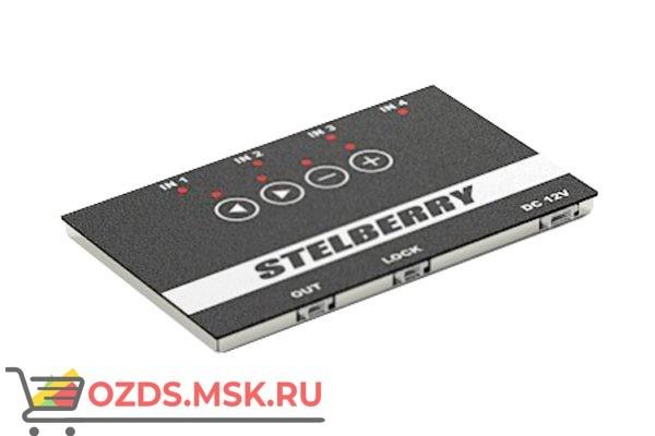Stelberry MX-310 Аудиомикшер 4-х канальный