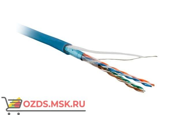 Hyperline FUTP4-C5E-P26-IN-LSZH-BL-100: Кабель