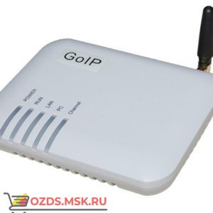 GoIP1: VoIP-GSM-шлюз