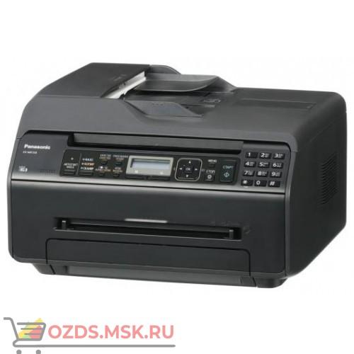 Panasonic KX-MB1530RUВ многофункциональное устройство, цвет черный
