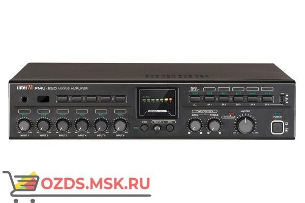 Inter-M PMU-600 Микшер-усилитель