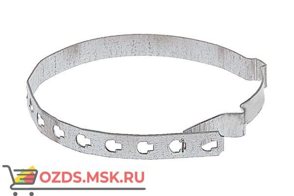 EZETEK 91061 Держатель проводника круглого 8 мм для водосточных труб 80-120 мм, оцинк.