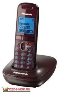 Panasonic KX-TG5511RUR-, цвет Красный: Беспроводной телефон DECT (радиотелефон)