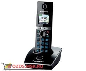 Panasonic KX-TG8051RUB — , цвет черный: Беспроводной телефон DECT (радиотелефон)
