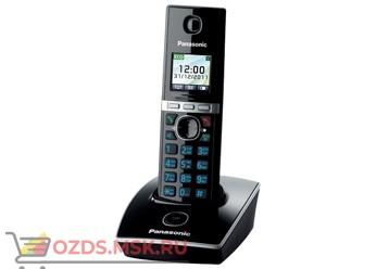 Panasonic KX-TG8051RUB-, цвет черный: Беспроводной телефон DECT (радиотелефон)