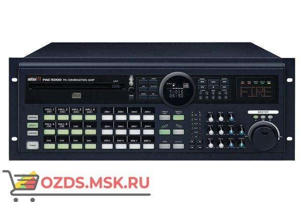 Inter-M PAC-5000A Система оповещения