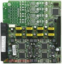 eMG80-HYB8 (8 гибридных  абонентов): Плата расширения