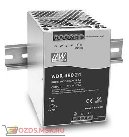 MeanWell WDR-480-48