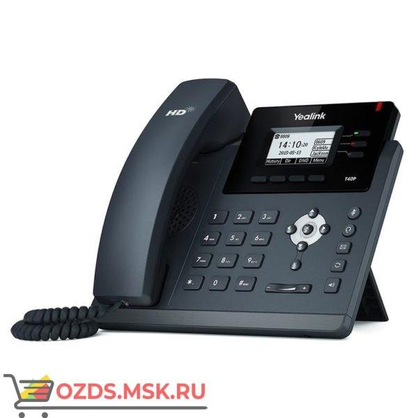 Yealink SIP-T40P/ Sip телефон Yealink SIP-T40P SIP-T40P: IP-телефон