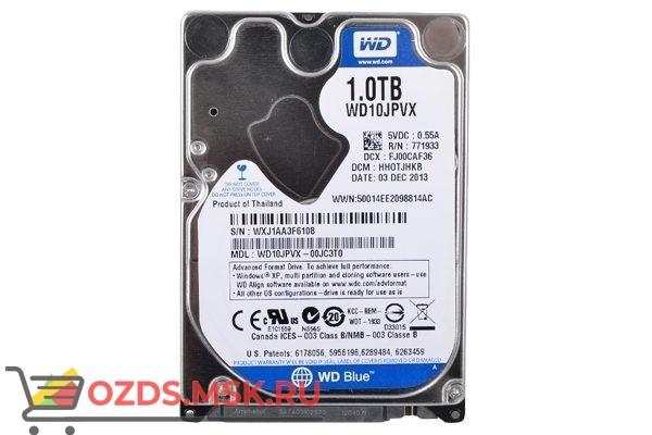 Western Digital WD10JPVX HDD 1Tb: Жесткий диск