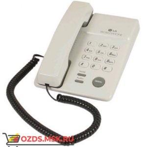 GS-5140 LG проводной телефон, цвет светло-серый: Проводной телефон