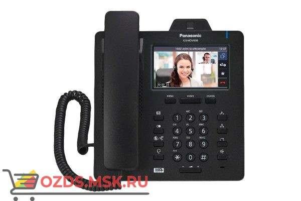 Panasonic KX-HDV430RUB Телефон