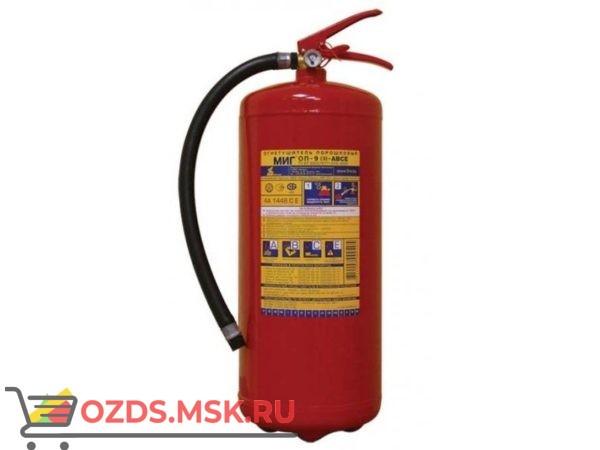ОП- 9(з) МИГ: Огнетушитель