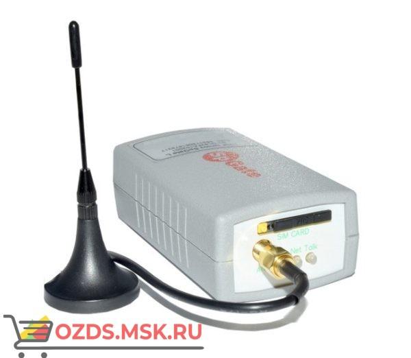 SpGate L: GSM-шлюз для подключения аналогового телефонного аппарата или офисной АТС к сотовой сети