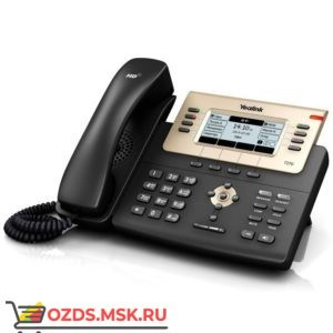 Yealink SIP-T27G IP-телефон SIP-T27G: VoIP телефон