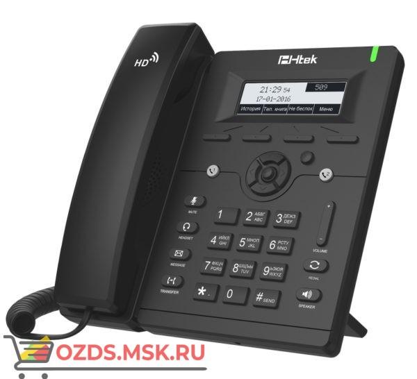 Htek UC902P RU: IP-телефон начального уровня
